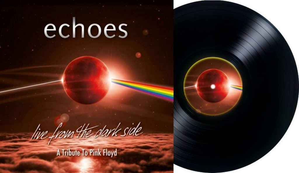 "Echoes – ""Live From The Dark Side – A Tribute To Pink Floyd""<br>Ožujak – 2019."