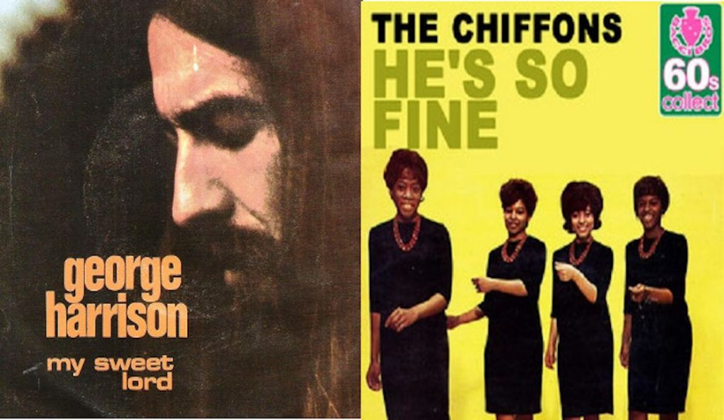 """My Sweet Lord"" aka ""He's So Fine""<br>31. Kolovoza – 1976."
