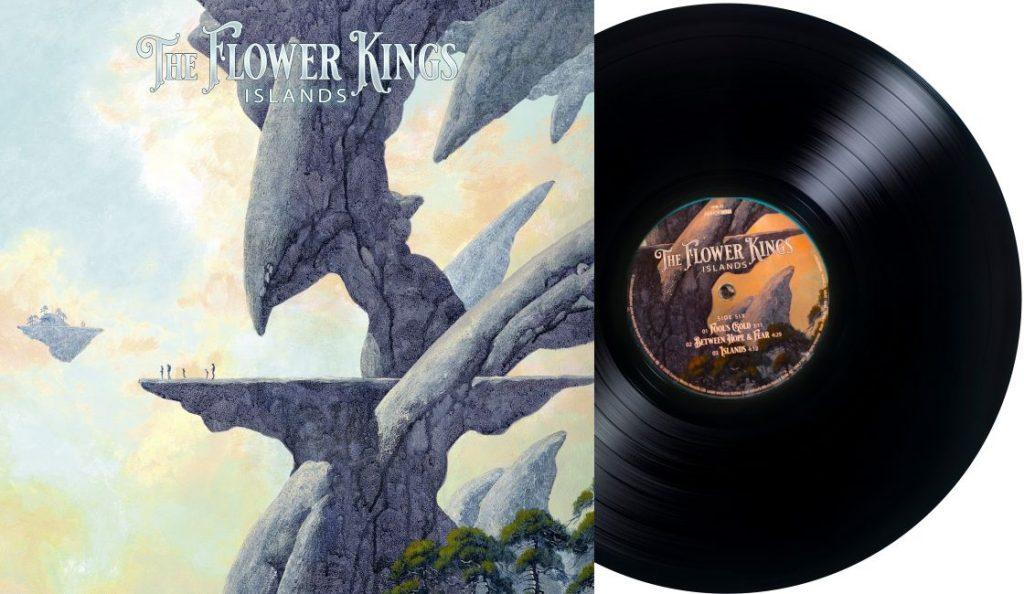 """The Flower Kings – """"Islands""""<br>Listopad – 2020."""
