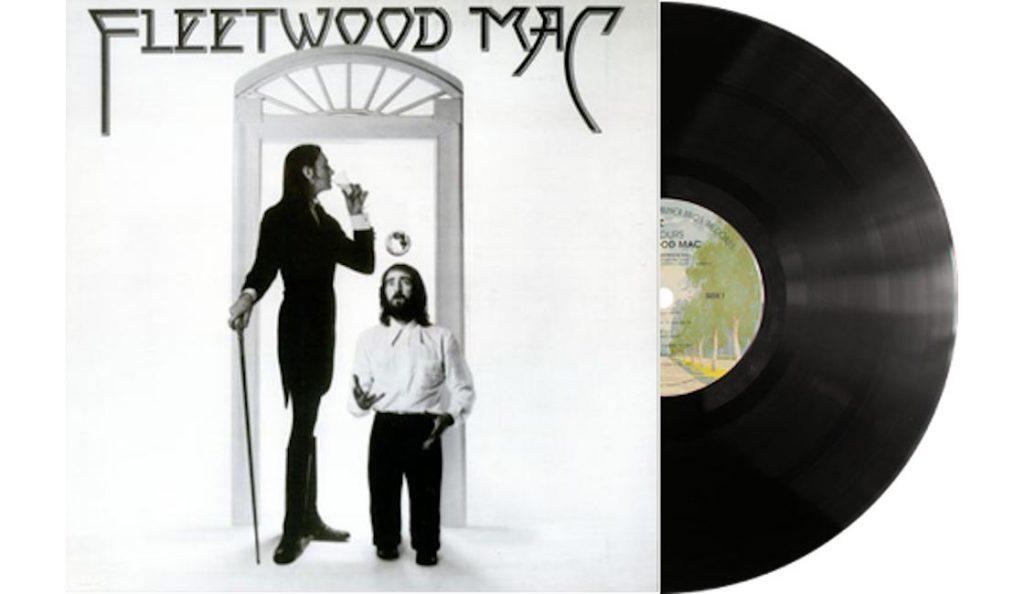 """Fleetwood Mac – """"Fleetwood Mac""""<br>11. Srpnja – 1975."""