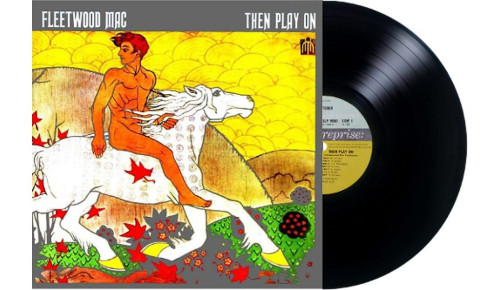 "Fleetwood Mac – ""Than Play On""<br>19. Rujna – 1969."