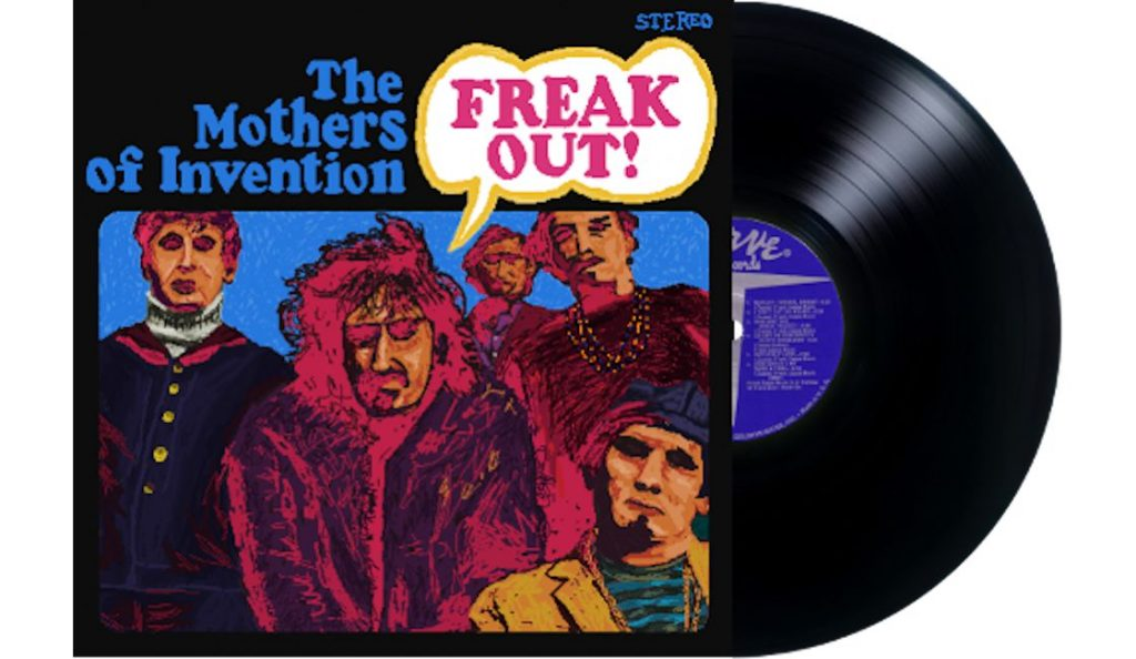 "Frank Zappa – ""Freak Out""<br>27. Lipnja – 1966."