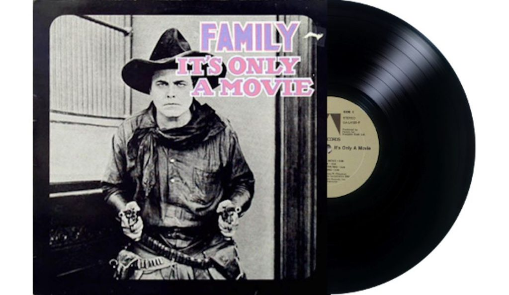 "Family – ""It's Only a Movie""<br>Rujan – 1973."