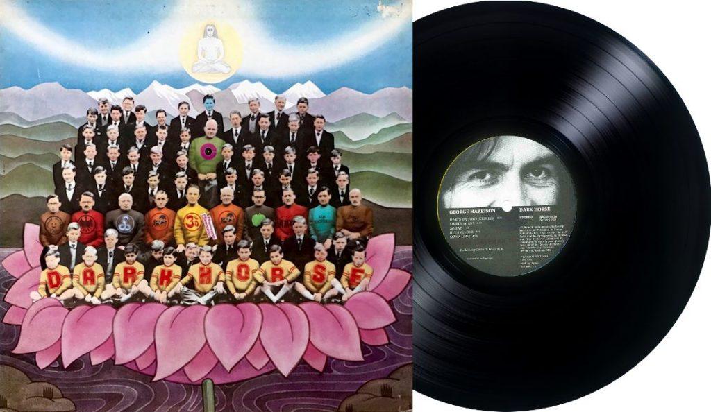 "George Harrison – ""Dark Horse""<br>Prosinac – 1974."