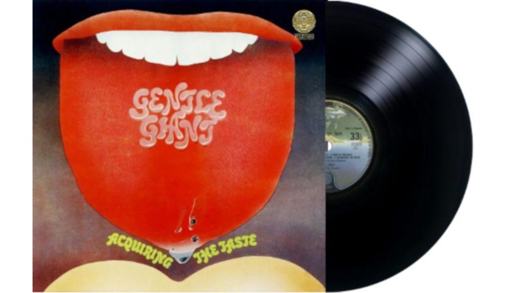 "Gentle Giant – ""Acquiring the Taste""<br>16. Srpnja – 1971."