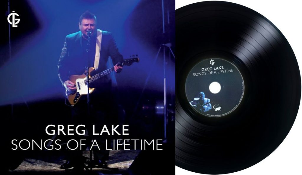 "Greg Lake – ""Songs of a Lifetime""<br>Veljača – 2013."