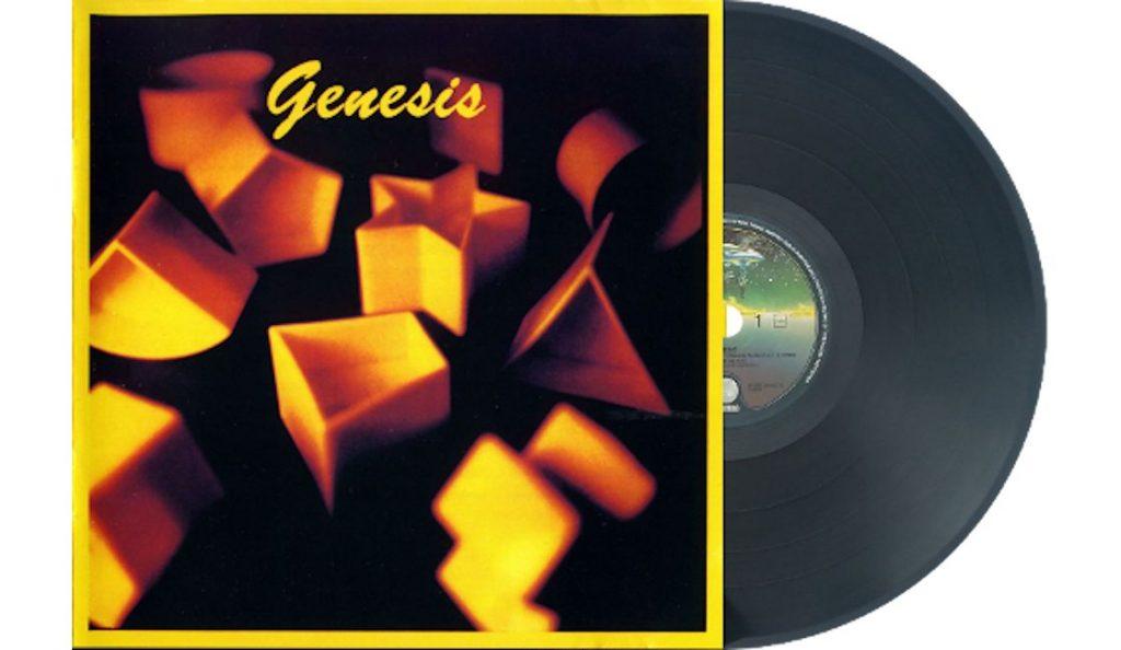 """Genesis – """"Genesis""""<br>Listopad – 1983."""