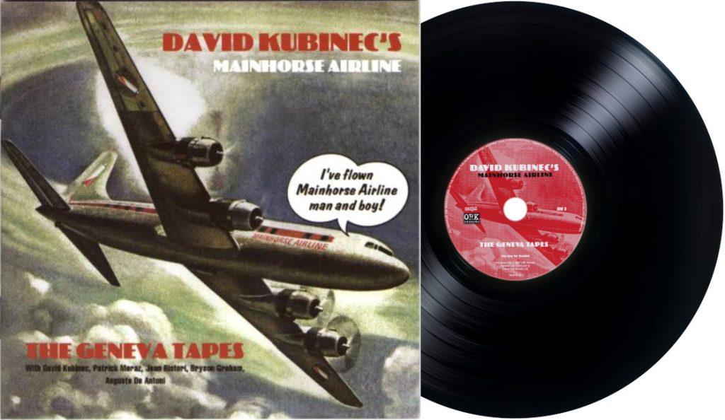 "Daivd Kubinec's Mainhorse Airline – ""The Geneva Tapes""<br>Srpanj – 2007."