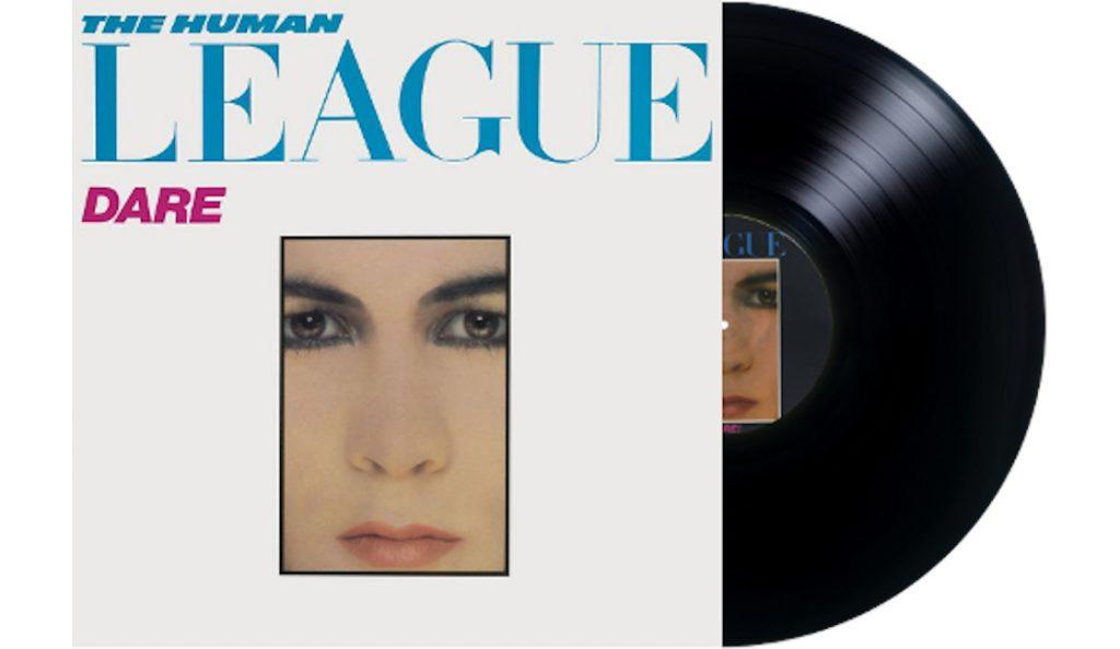 "Human League – ""Dare""<br>Prosinac – 1981."