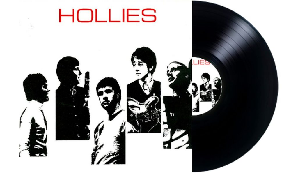 """The Hollies – """"The Hollies""""<br>01. Rujna – 1965."""