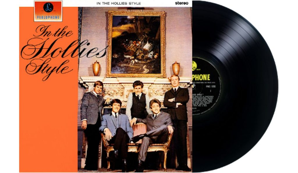 """The Hollies – """"The Hollies Style"""" <br>Studeni – 1964."""