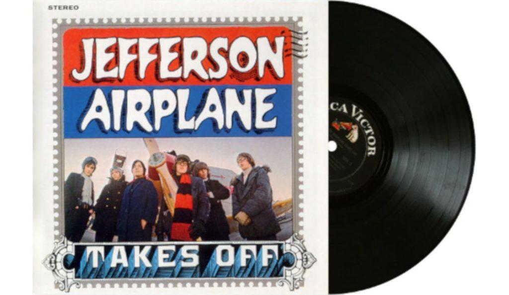 "Jefferson Airplane – ""Takes Off""<br>15. Kolovoza – 1966."