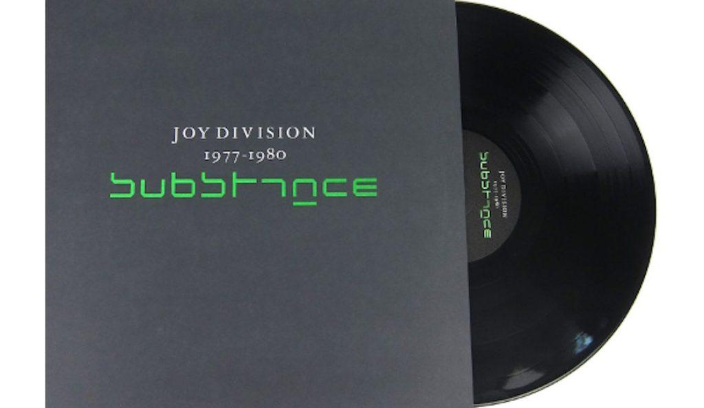 """Joy Division – """"Substance""""<br>Srpanj – 1988."""