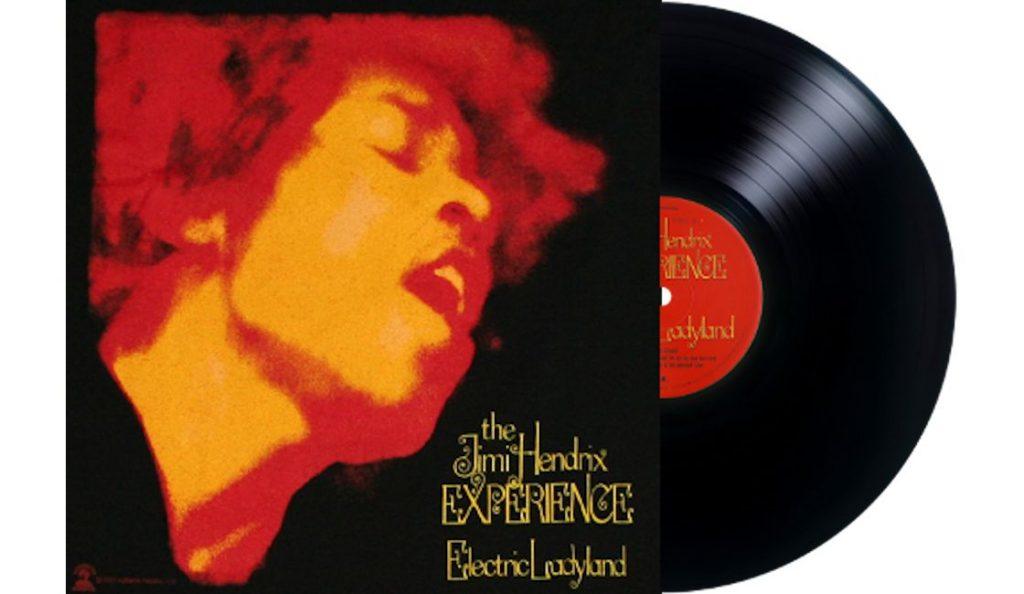 "Jimi Hendrix – ""Electric Ladyland""<br>16. Listopada – 1968."