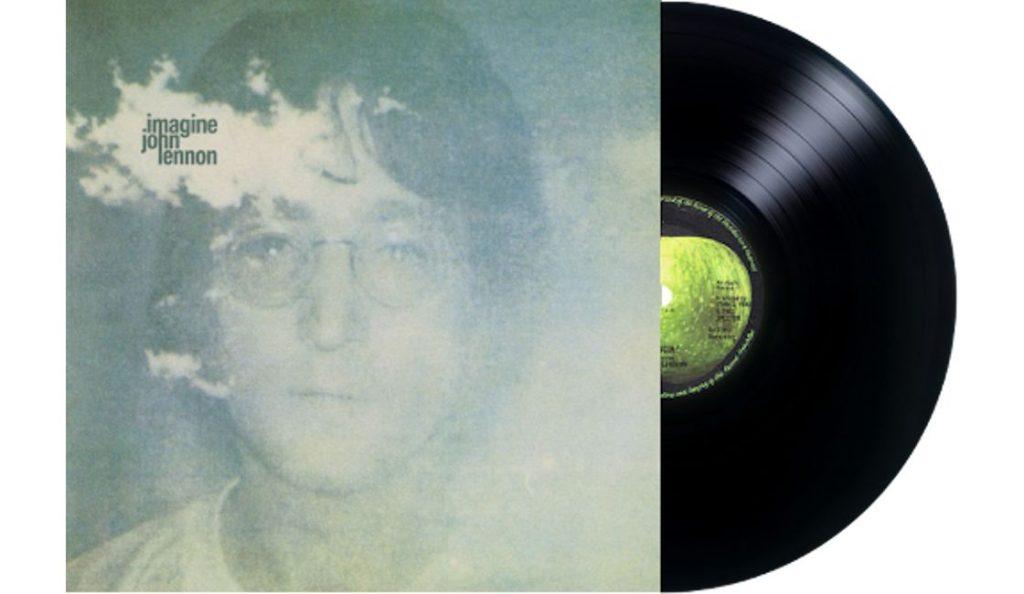 "John Lennon – ""Imagine""<br>09. Rujna – 1971."