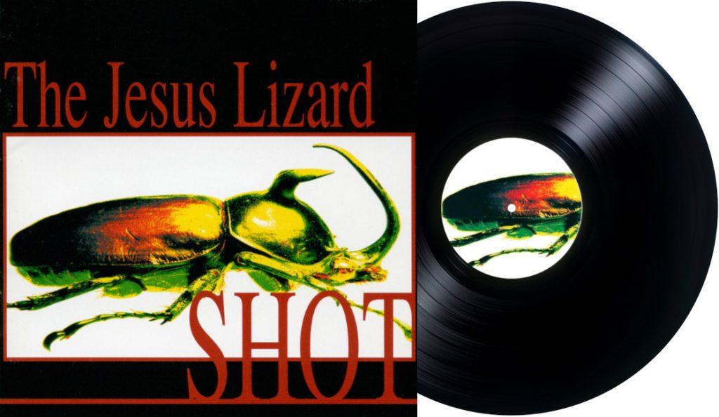"The Jesus Lizard – ""Shot""<br>Travanj – 1996."