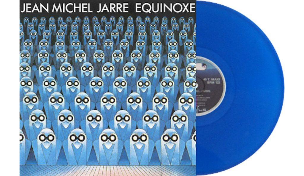 "Jean Michel Jarre – ""Equinoxe""<br>Prosinac – 1978."