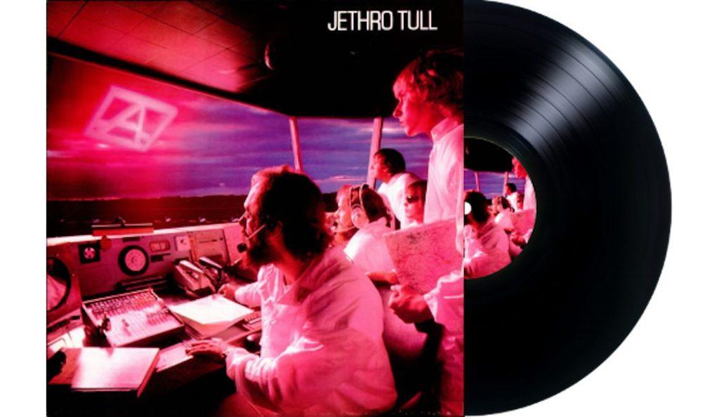 "Jethro Tull – ""A""<br>29. Kolovoza – 1980."