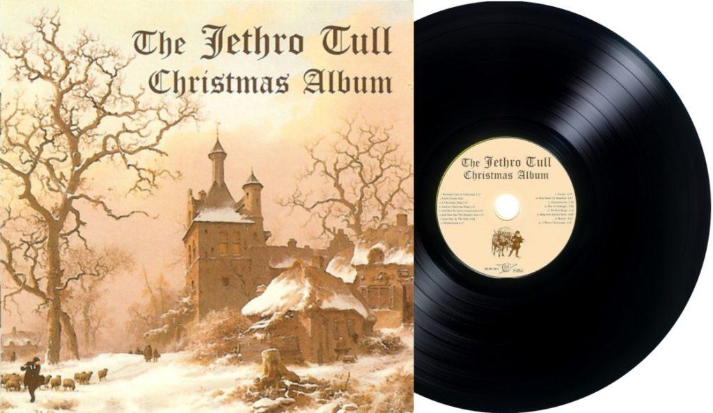 """Jethro Tull – """"The Jethro Tull Christmas Album""""<br>Rujan – 2003."""