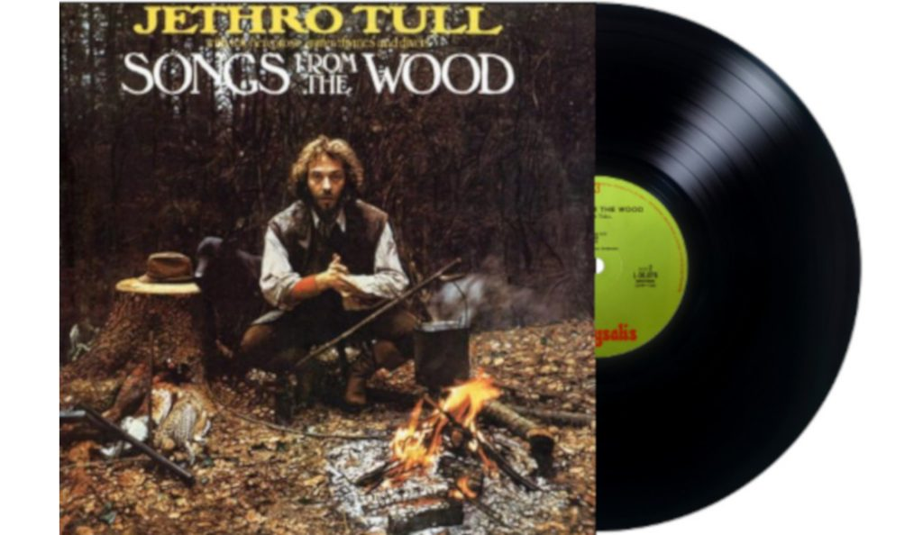 "Jethro Tull – ""Songs From The Wood""<br>Veljača – 1977."