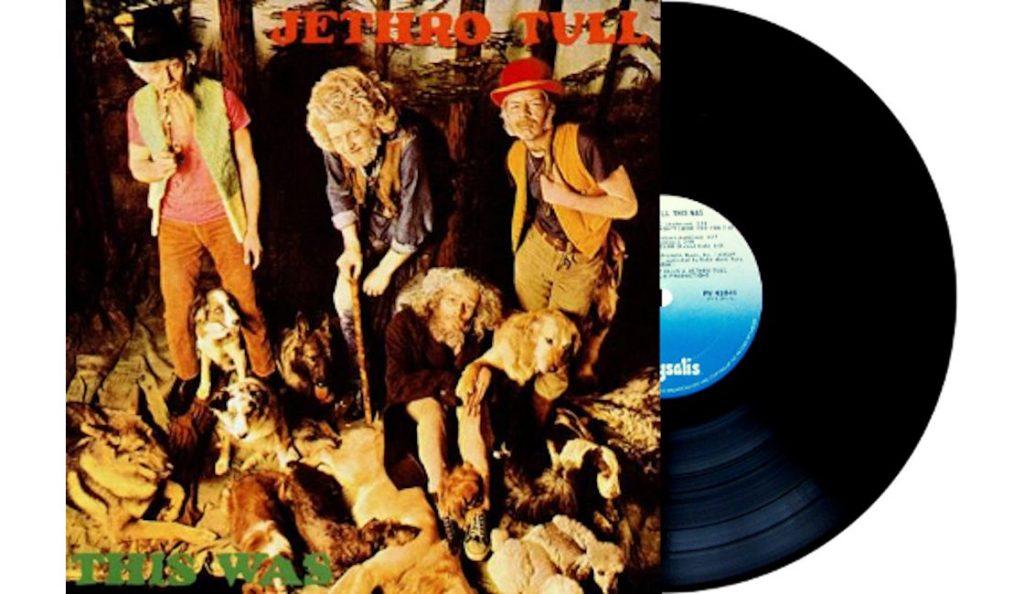 "Jethro Tull – ""This Was""<br>25. Listopada – 1968."