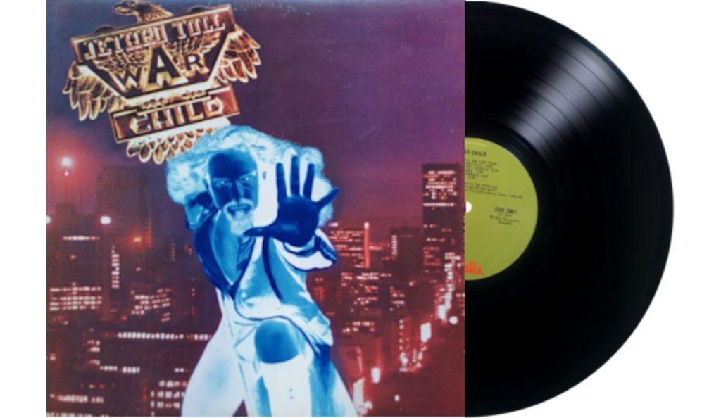 "Jethro Tull – ""War Child""<br>14. Listopada – 1974."