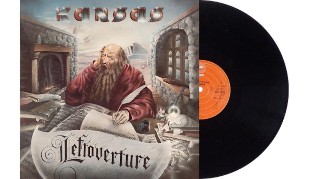 "Kansas – ""Leftoverture""<br>21. Listopad – 1976."