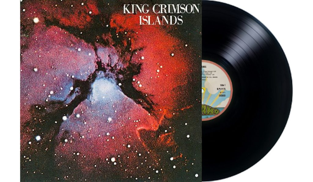 "King Crimson – ""Island""<br>Prosinac – 1971."