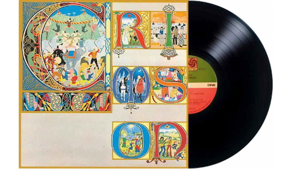 """King Crimson – """"Lizard""""<br>Prosinac – 1970."""