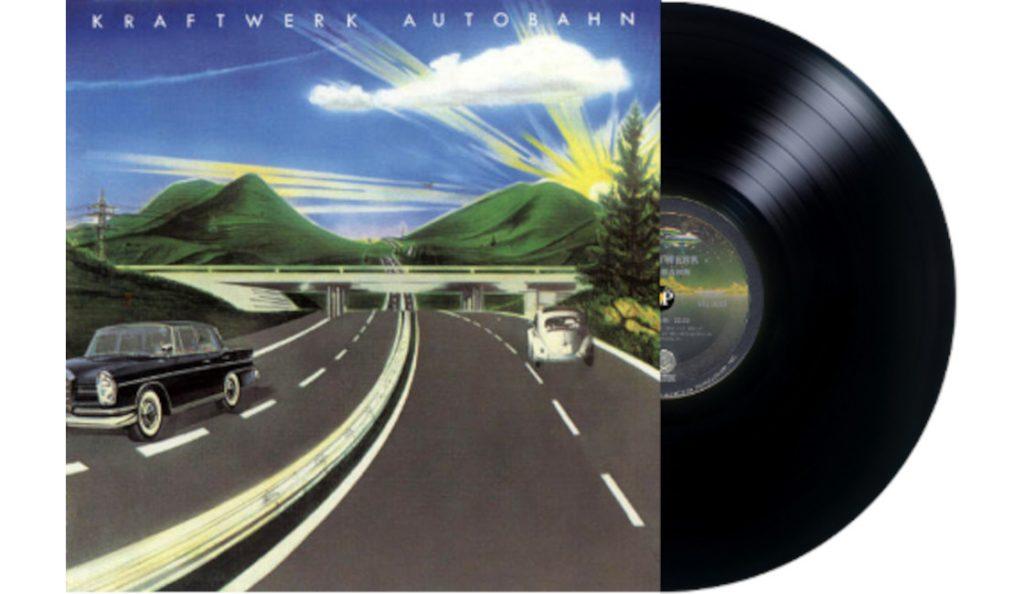 "Kraftwerk – ""Autobahn""<br>Prosinac – 1974."