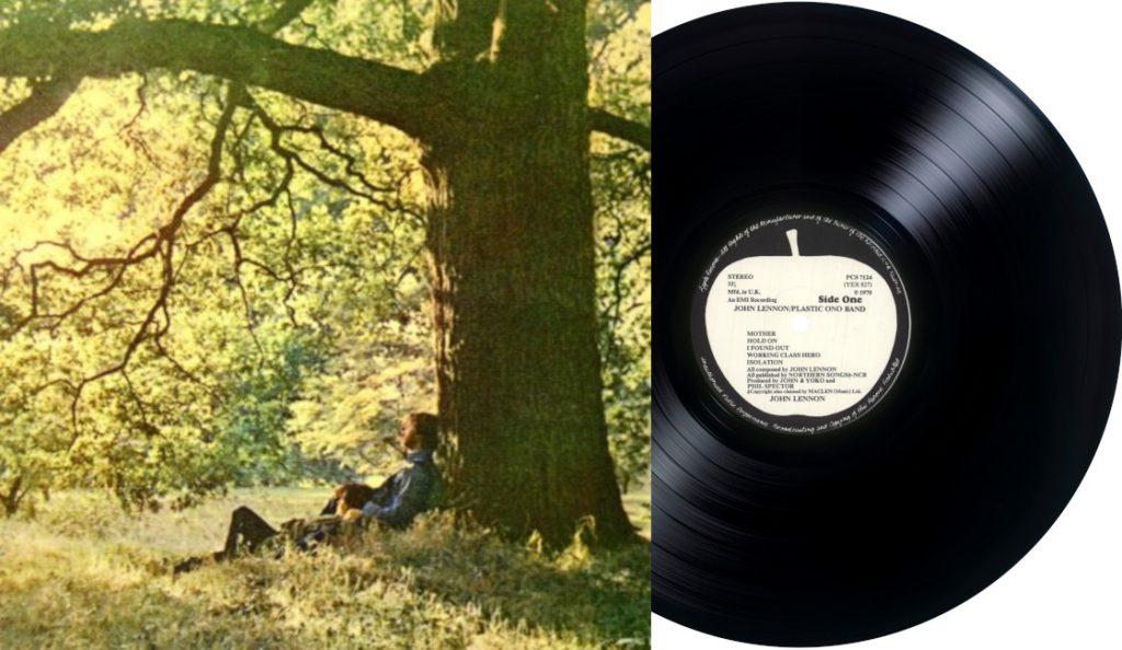 John Lennon/Plastic Ono Band<br>Prosinac – 1970.