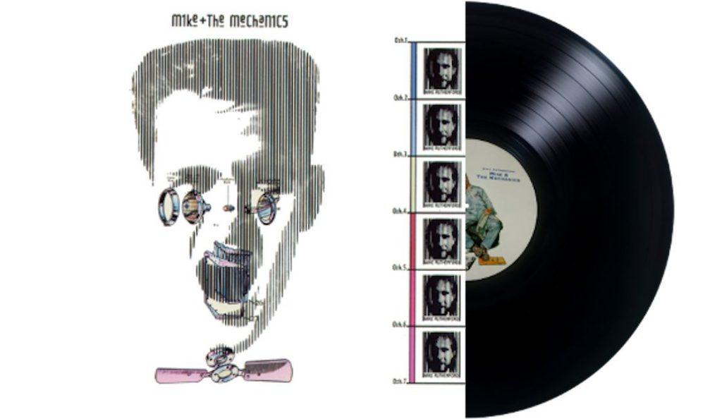 """Mike + The Mechanics – """"Mike + The Mechanics""""<br>Listopad – 1985."""