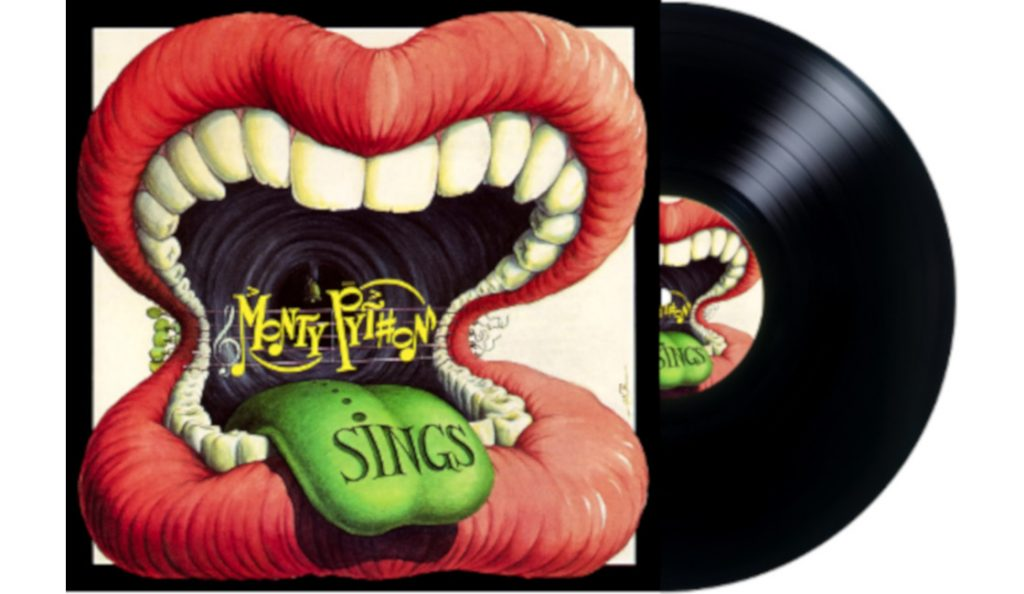 "Monty Python's Flying Circus – ""Monty Python Sings""<br>Prosinac – 1989."