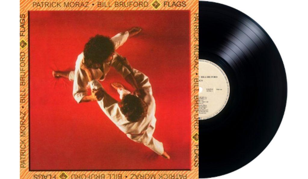 """Patrick Moraz & Bill Bruford – """"Flags""""<br>Prosinac – 1985."""