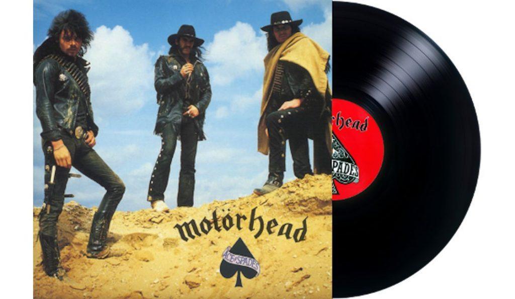 "Motorhead – ""Ace of Spades""<br>Studeni – 1980."