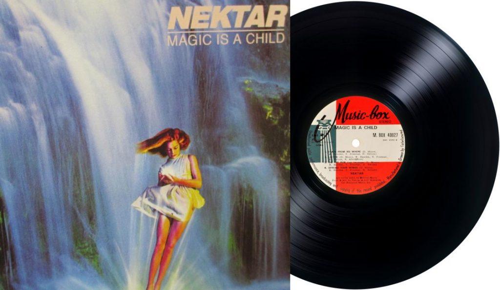 "Nektar – ""Magic Is a Child""<br>17. Rujna – 1977."