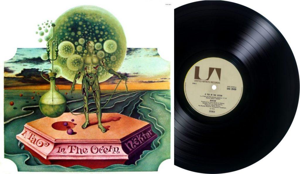 "Nektar – ""A Tab in the Ocean""<br>Studeni – 1972."