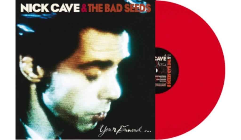 "Nick Cave and the Bad Seeds – ""Your Funeral… My Trial""  <br>Studeni – 1986."