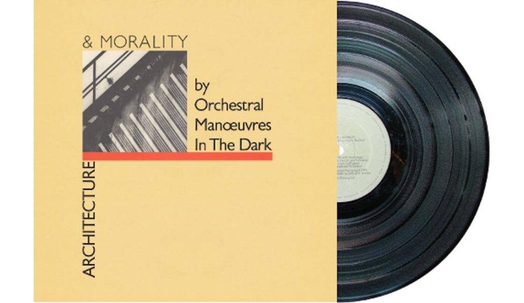 "Orchestral Manoeuvres in the Dark – ""Architecture & Morality""<br>Studeni – 1981."