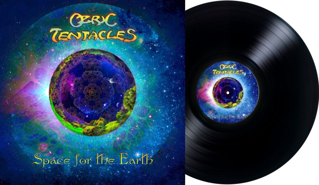"Ozric Tentacles – ""Space For The Earth""<br>Listopad – 2020."