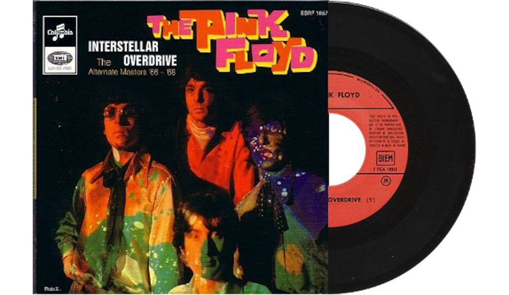 "Pink Floyd – ""Interstellar Overdrive""<br>05. Kolovoza – 1967."