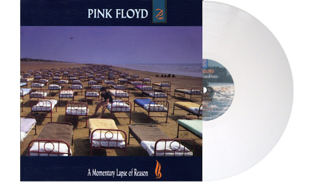 "Pink Floyd – ""A Momentary Lapse of Reason""<br>Rujan – 1987."
