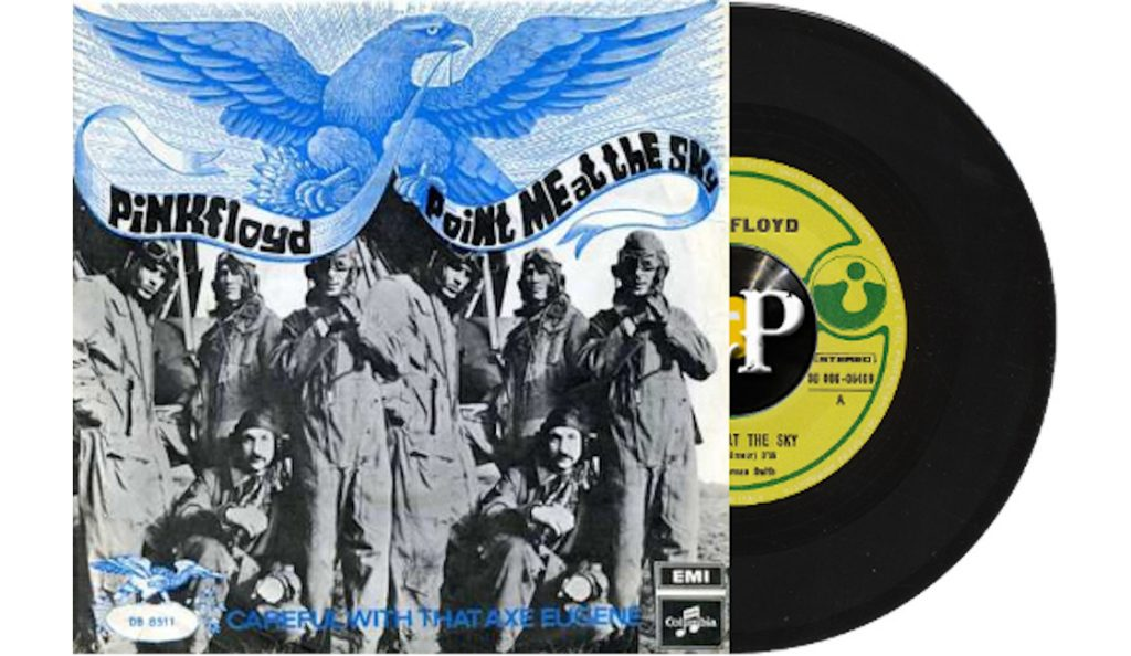 """Pink Floyd – """"Point Me at the Sky""""<br>Prosinac – 1968."""