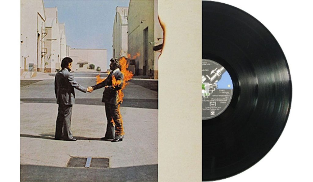 """Pink Floyd – """"Wish You Were Here""""<br>12. Rujna – 1975."""