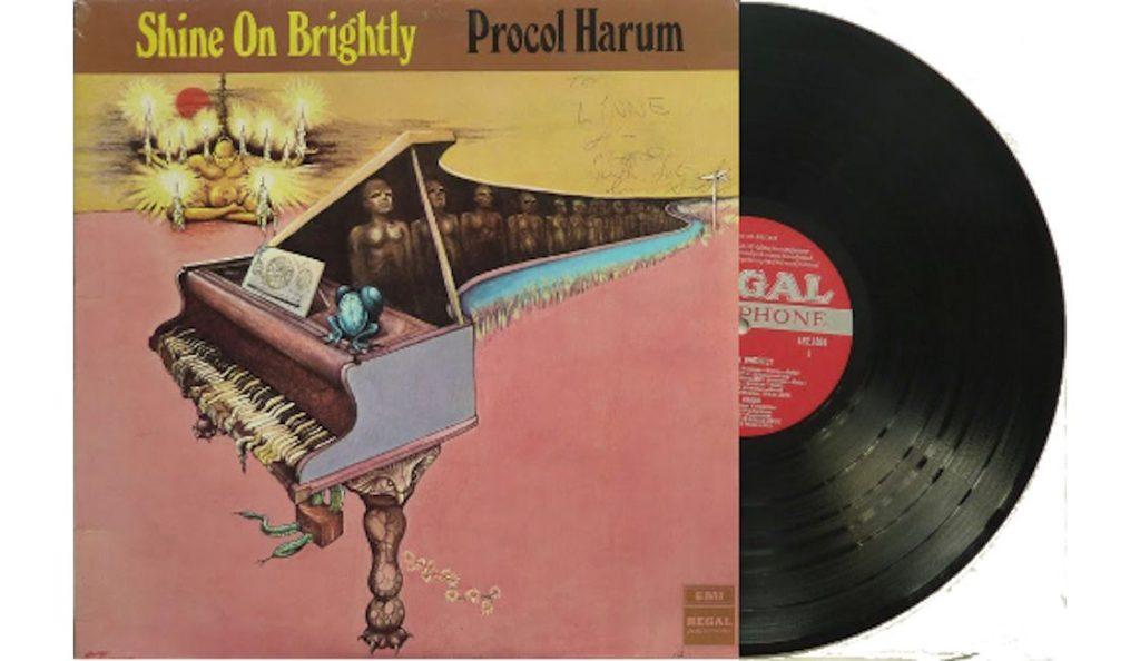 "Procol Harum – ""Shine On Brightly""<br>08. Rujna – 1968."