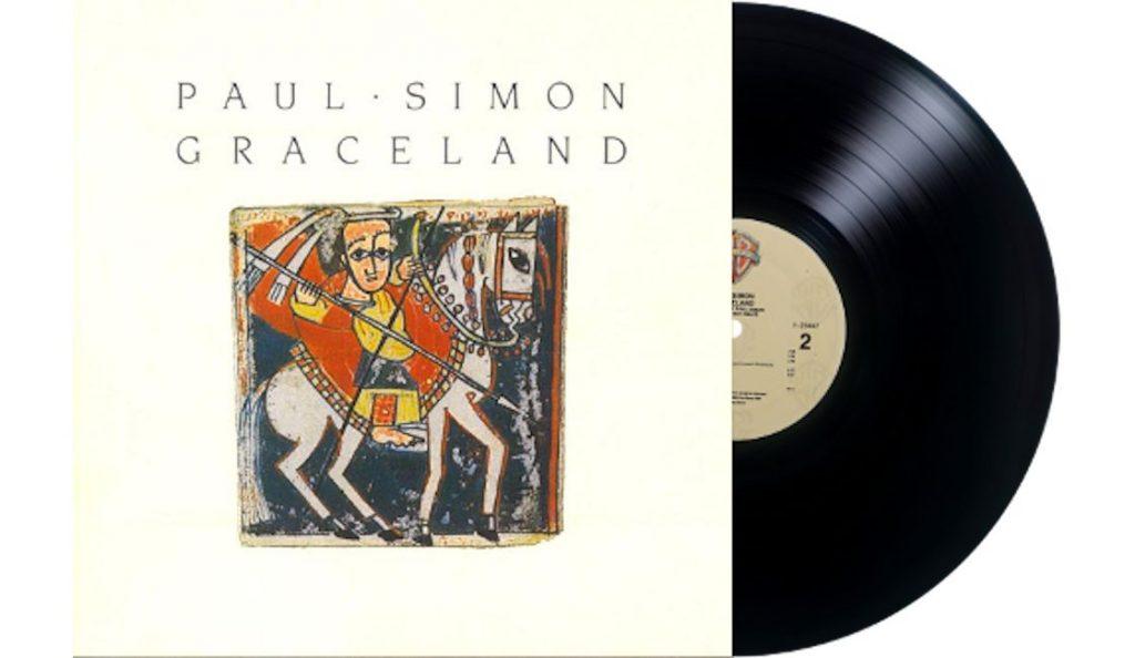 "Paul Simon – ""Graceland""<br>Kolovoz – 1986."