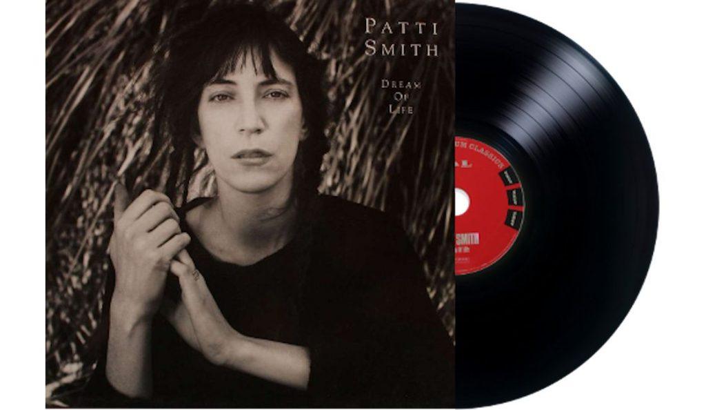 """Patti Smith – """"Dream of Life""""<br>Lipanj – 1988."""