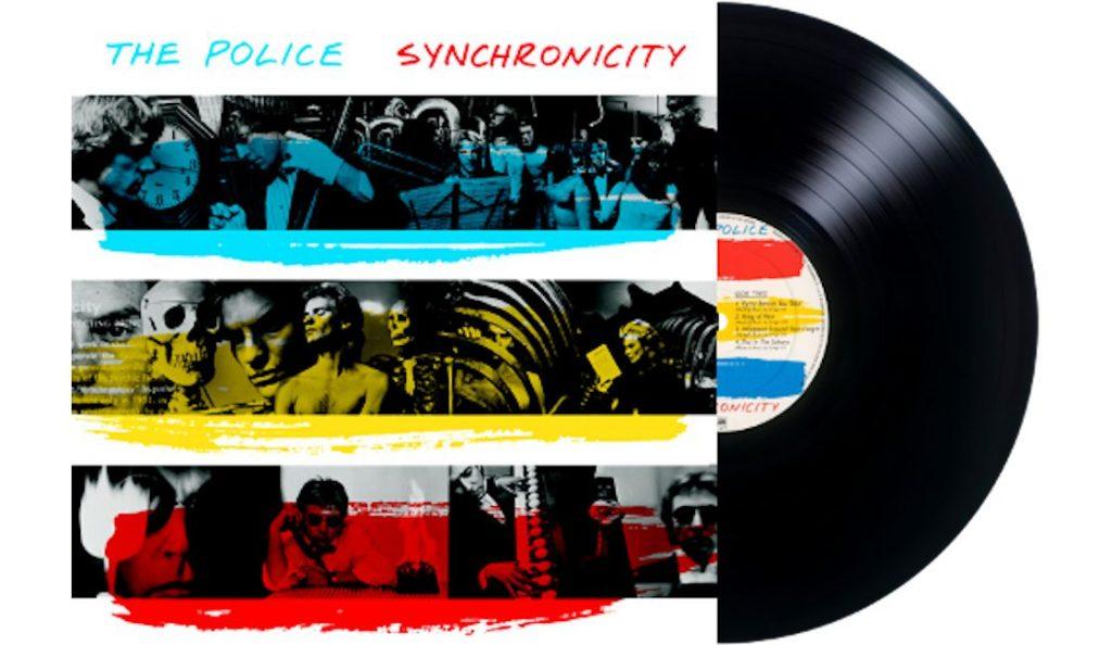 """The Police – """"Synchronicity""""<br>Lipanj – 1983."""