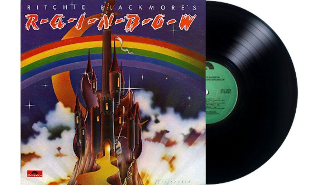 "Ritchie Blackmore's Rainbow – ""Ritchie Blackmore's Rainbow""<br>04. Kolovoza – 1975."