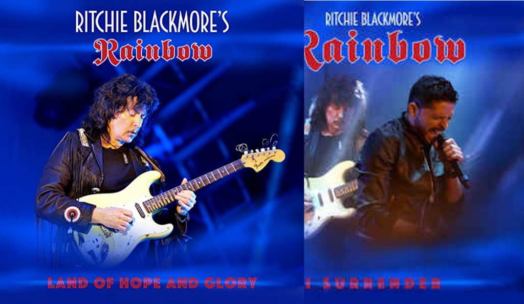 "Ritchie Blackmore's Rainbow – ""Land of Hope and Glory""<br>Svibanj – 2017."